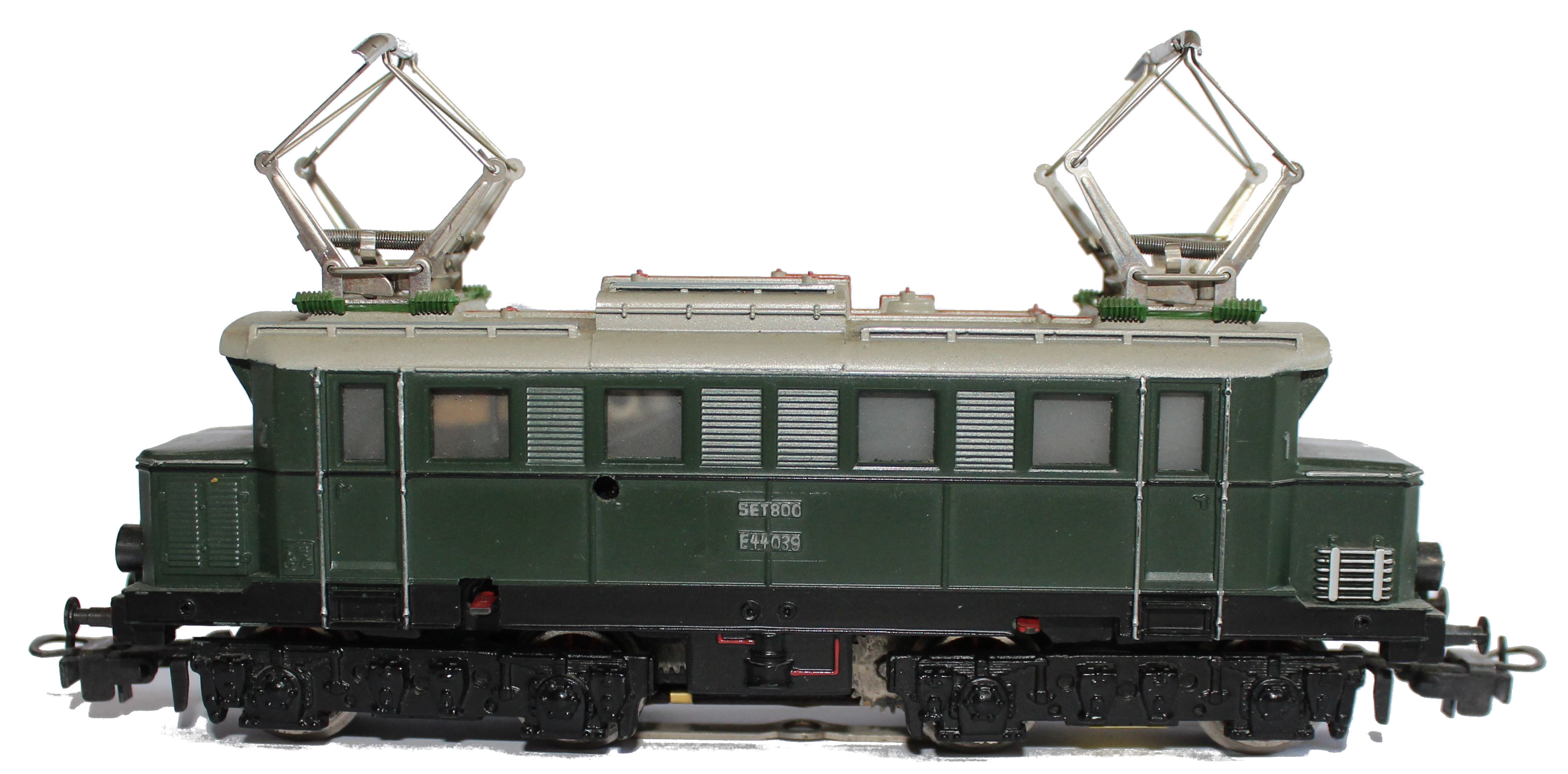 SET 800 (3011) Elektrische Lokomotive